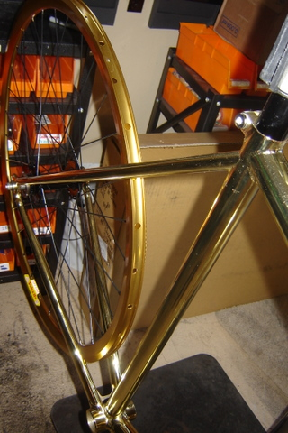 Building a gold Torelli