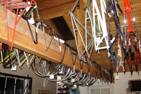 Frames, Racks and Wheels