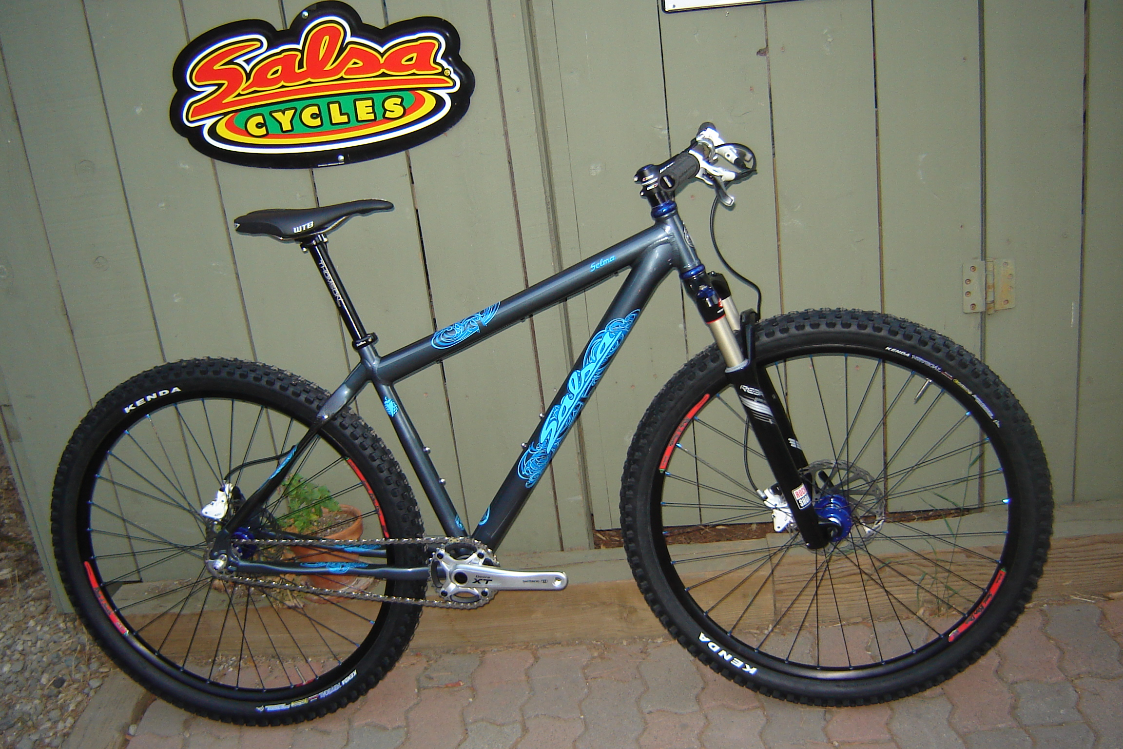 Salsa Cycles Selma Single Speed for Wes